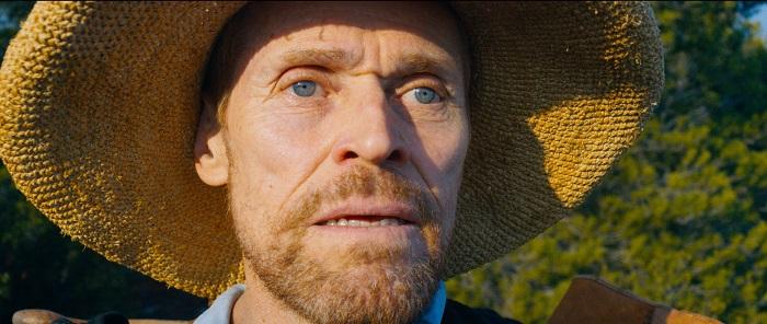 Van Gogh – À la porte de l'éternité